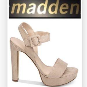 Madden NYC Women's Reese Platform High Heel 10